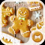 Gingerbread Man Wallpaper-free