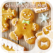 Gingerbread Man Wallpaper-free