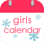 Girls Calendar ・・Period&Weight