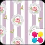 Girly Theme-Lavender Rose-
