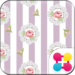 Girly Theme-Lavender Rose-