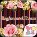 Girly Theme Regimental Roses