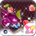 Girly Theme-Sparkle Fruits-