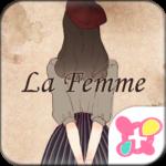 Girly Wallpaper La Femme