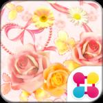 Girly Wallpaper Rose Garden