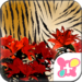 Golden Theme-Tiger, Lilies-