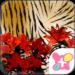 Golden Theme-Tiger, Lilies-