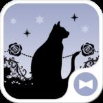Gothic-Starry Sky, Black Cat-