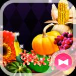 Halloween Harvest Wallpaper