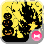 Halloween Theme Spooky Night