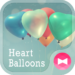 Heart Balloons +HOME Theme