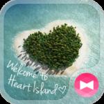 Heart Island Wallpaper
