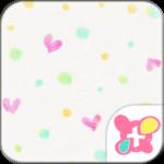 Heart Theme ColorfulPolkaDots