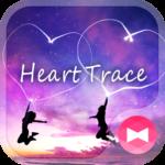 Heart Trace Wallpaper