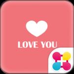 Heart Wallpaper LOVE YOU!