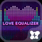 Heart wallpaper-Love Equalizer