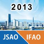 JSAO/IFAO 2013 Mobile Planner