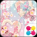 Japanese Lace Wallpaper Theme