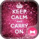 Keep Calm and Carry On Theme