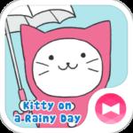Kitty on a Rainy Day  Theme
