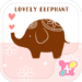 Lovely Elephant  wallpaper-