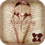 Marriage wallpaper-Heart Ring-