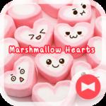 Marshmallow Hearts +HOME Theme