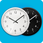 Me Clock widget 2 – Analog & Digital