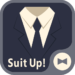 Men's Wallpaper Suit Up!
