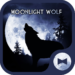 Moonlight Wolf Wallpaper