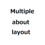 MultipleTest_about_layout