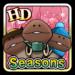 Mushroom Garden Seasons HD