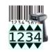 バーコード数量チェッカー