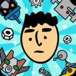 イチローくんの日曜日 ロボットバトル シミュレーション!