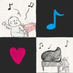 らぶいずふぉーえばー #泣けるピアノゲーム