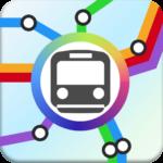 私×電車×地図