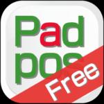 【無料】POSレジアプリ 「Padpos Free」