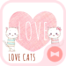 Pair Wallpaper – Love Cats