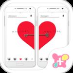 [Pair Wallpaper]Pair Heart