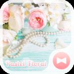Pastel Floral Wallpaper