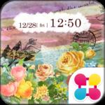 Pastel Flowers Wallpaper Theme