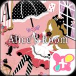 Pink Wallpaper Alice's Room
