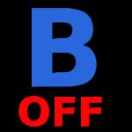 Quick Bluetooth Off
