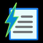 Quick Note – speech input & auto delete