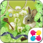 うさぎ壁紙 Rabbit and Happiness