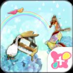 Rainbows Theme-Rainy Recital-