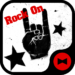 Rock On Wallpaper Theme