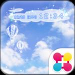 Romantic Balloon Wallpaper