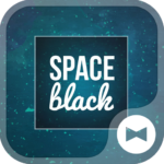 SPACE BLACK Wallpaper