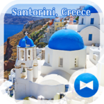 Santorini, Greece +HOME Theme